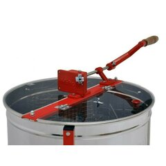 Centrifuga apicola tangentiala inox 3 rame canea plastic Mineli