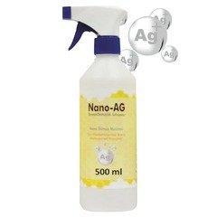 Dezinfectant stupi cu nanoparticule de Argint - 500ml