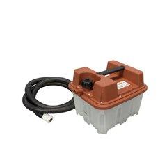 Generator de aburi pentru topitoare de ceara
