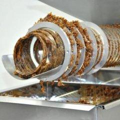 Storcator capaceala tip melc Lyson 50 kg/h
