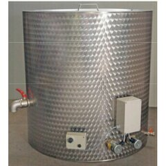 Tanc pentru sterilizarea cerii cu perete triplu 70 l