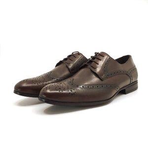 Pantofi eleganti barbati din piele naturala, Leofex - Mostra Beny Maro Box