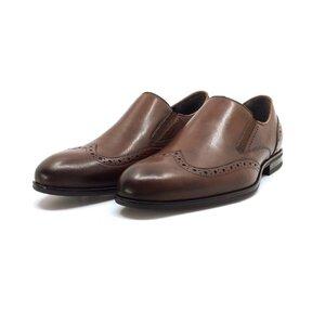 Pantofi eleganti barbati din piele naturala, Leofex - Mostra Patrik nedefinit