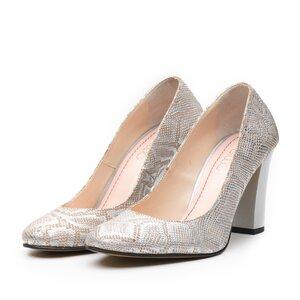 Pantofi eleganti dama din piele naturala - 0562-103 Perla Box